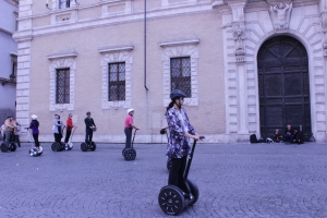 Traveling like Romans??